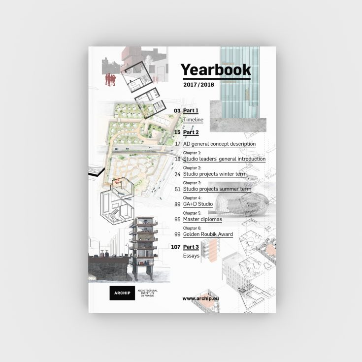 Archip yearbook 2018 3 D square