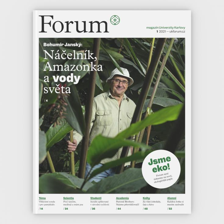 UK Forum 53 CZ obalka 3 D