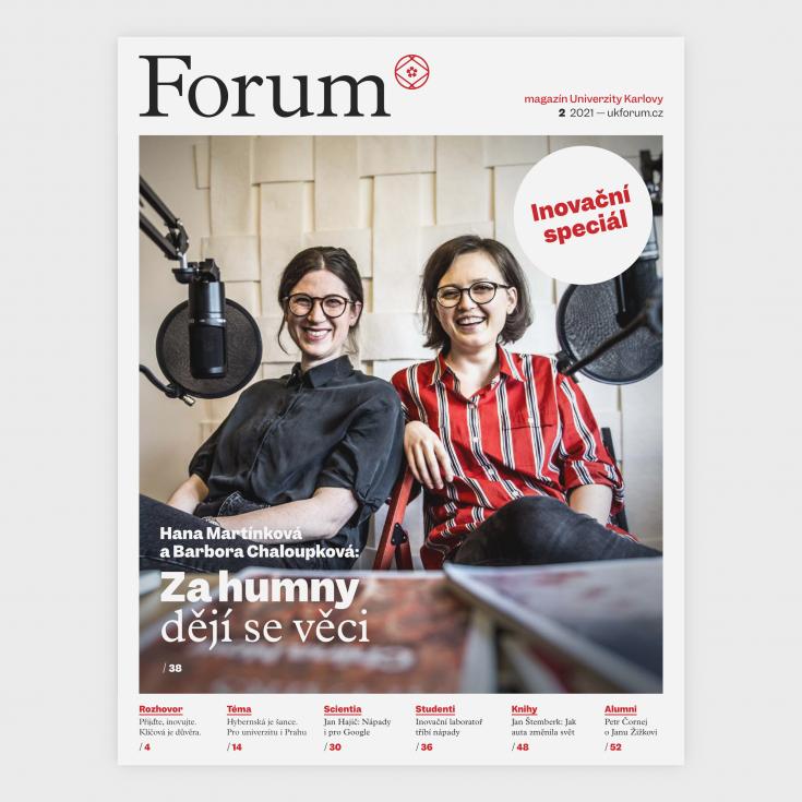 Forum 54 3 D obalka