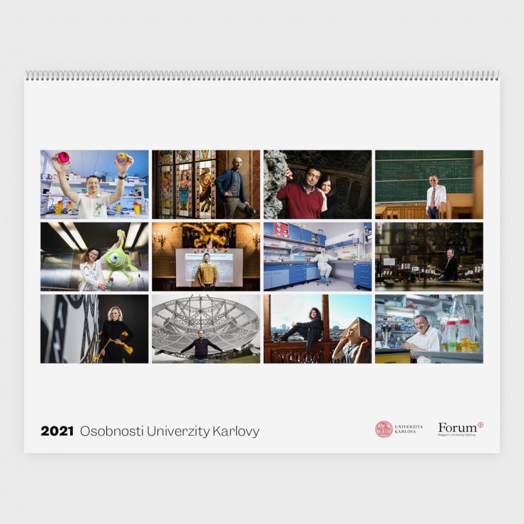 UK kalendar 2021 obalka 3 D