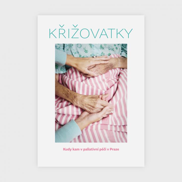 CD brozura Krizovatky A5 obalka 3 D