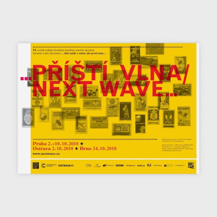 Nextwave 2010 plakat ctverec