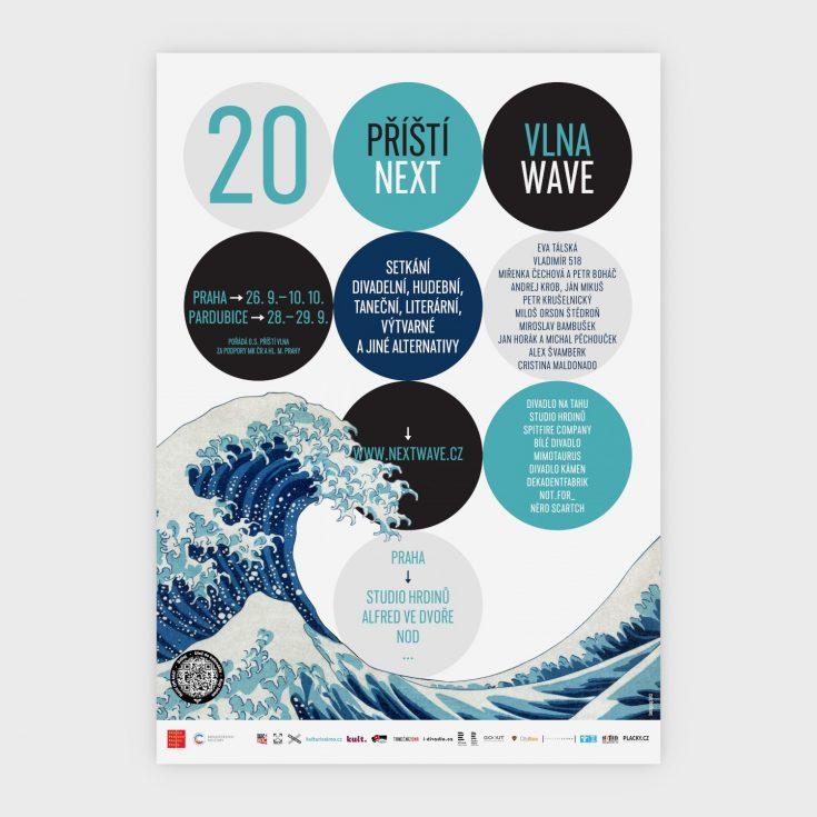 Nextwave 2013 plakat ctverec